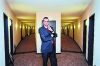 InterCity Hotel Mainz - Hoteldirektor Uwe Troll