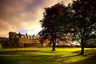 The Gleneagles Hotel, Perthshire, Scotland