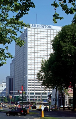Sheraton Hotel Brussels