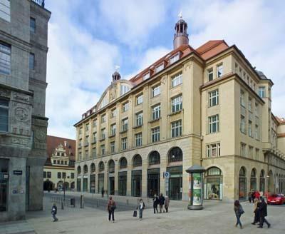 Steigenberger Grandhotel Leipzig