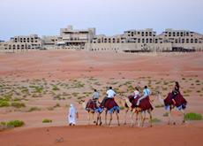 Qasr Al Sarab Arabian desert