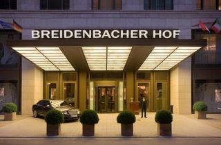 Hotel Breidenbacher Hof Düsseldorf