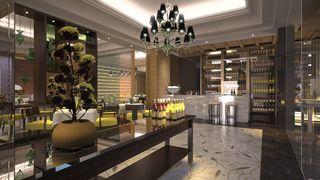The Ritz-Carlton Dubai - Restaurant Splendido - b