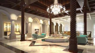 The Ritz-Carlton Dubai - Lobby - b