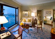 Mandarin Oriental Hotel Suite