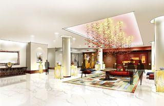Renaissance_Doha_City_Center_Lobby