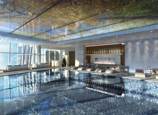 The Ritz-Carlton Hong Kong - Pool