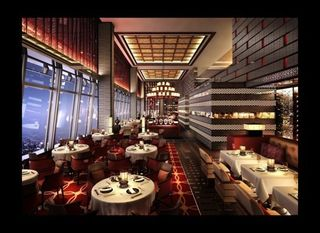 The Ritz-Carlton Hong Kong - Chinese Restaurant