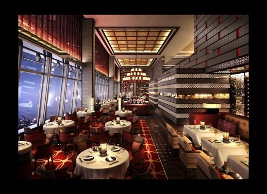 The Ritz-Carlton Hong Kong - Chinese Restaurant