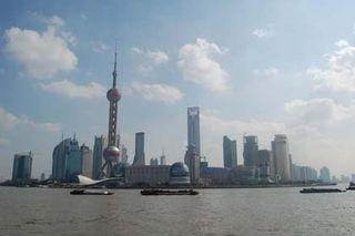 Shanghai Pudong - Skyline