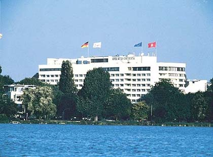 InterContinental Hotel Hamburg