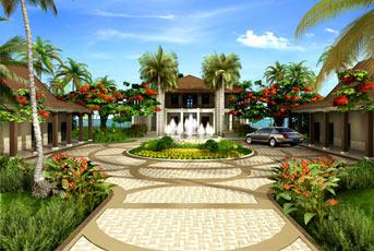 The St. Regis Bahia Beach Resort in Puerto Rico