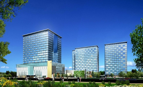 Hilton Shanghai Hongqiao will feature 682 sleek, stylish and spacious guestrooms and suites