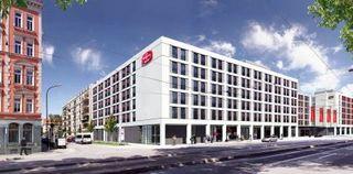 Marriott - Residence Inn - München