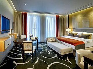 Musterzimmer - Waldorf Astoria Berlin