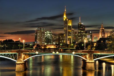 Frankfurt am Main - Skyline - Foto Holger Ullmann Frankfurt Tourismus