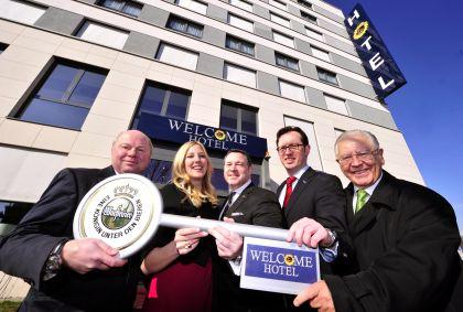 Welcome Hotel Frankfurt - Eröffnung
