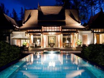 The DoublePool Villas at Banyan Tree Phuket