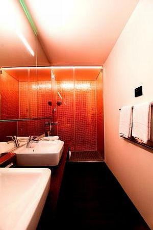 Dearg Livinghotel Campo dei Fiori München - Bad