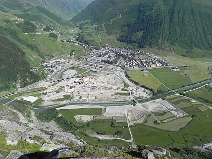 Andermatt Swiss Alps - Podium - 1