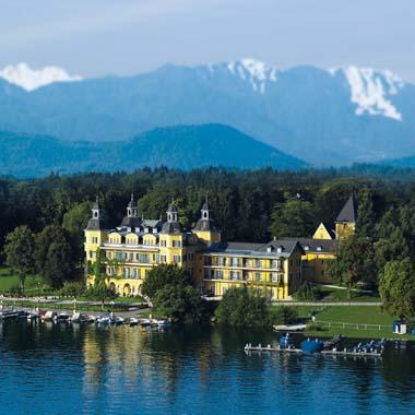 Schloss Velden am Woerthersee
