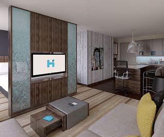 Hyatt House Kitchen Suite