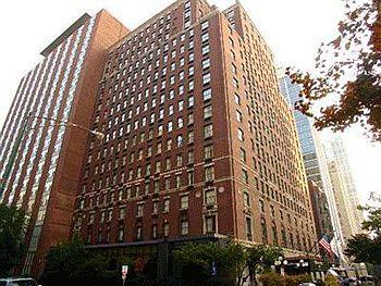 Ambassador East Hotel in Chicago