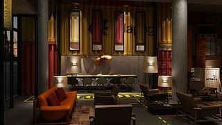 25hours Hotel Hamburg Hafencity - Lobby