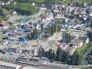 Andermatt Swiss Alps - Hotel The Chedi - 1