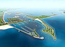Port Olpenitz - erster Bauabschnitt