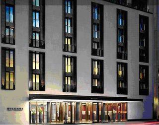 Bulgari Hotel am Hyde Park in London – Eröffnung rechtzeitig vor Olympia 2012