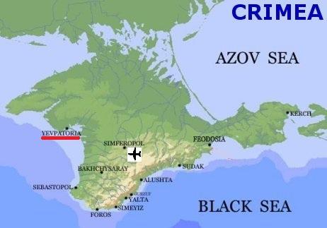 Ukraine Tourist City Krim