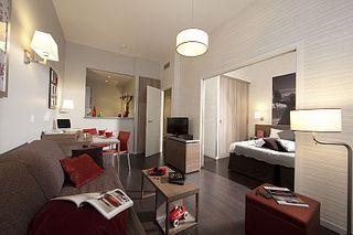 Adagio City München Apartment