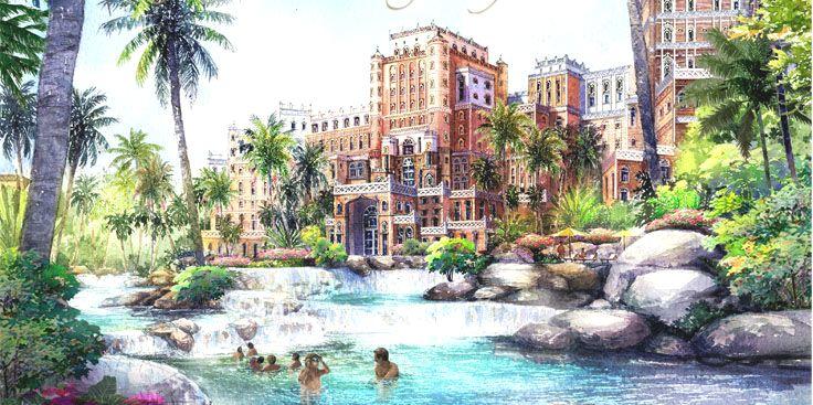 Fairmont Kingdom of Sheba Dubai