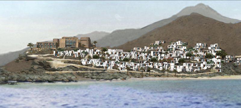 The Chedi Khorfakkan Resort 2
