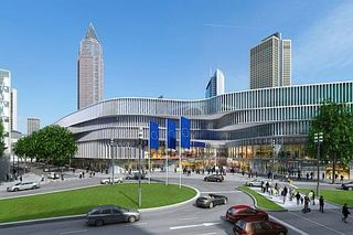 Skyline Plaza - Europaviertel - Frankfurt am Main