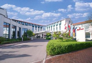 München Airport Marriott Hotel