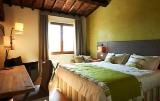 Toskana Resort Castelalfi - La Tabaccaia - Zimmer
