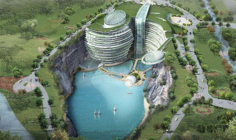 Intercontinental Shimao Shanghai Wonderland - 1