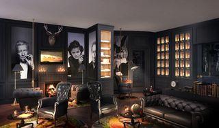 Kameha Grand Zürich_Cigar Lounge