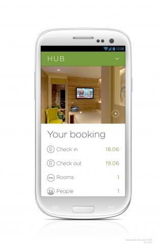 Hub by Premier Inn - App Room Control