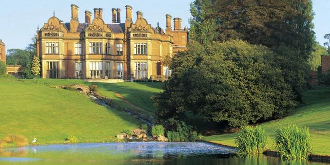 Menzies Hotel - Stratford upon Avon – Welcombe Hotel Spa and Golf Club