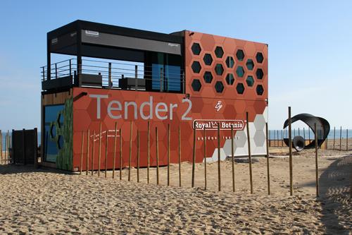 Tender 2 Pop-up Hotel - 1