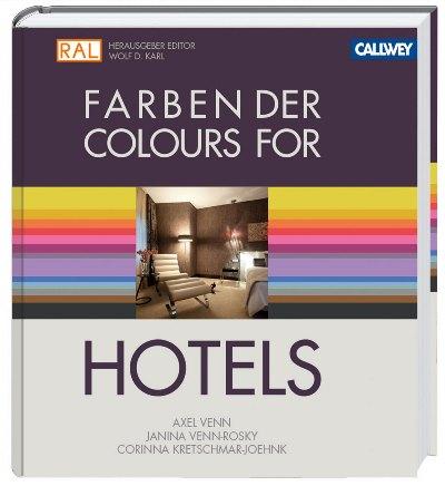 Farben der Hotels - Cover