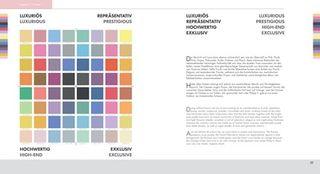 Farben der Hotels - Luxurious 2