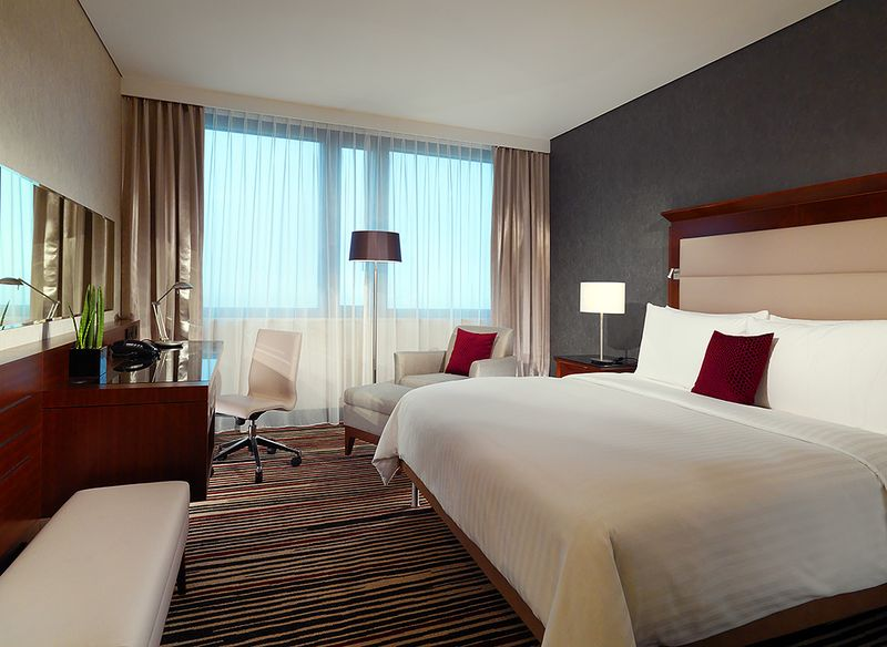 Frankfurt Marriott - Executive Room