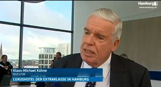 Klaus-Michael Kühne im Interview - Grandhotel The Fontenay Hamburg