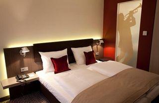 Big Box Hotel Kempten - Zimmer