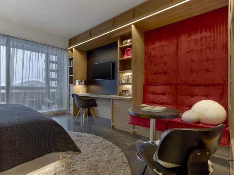 W Hotel Verbier - Spectacular Room
