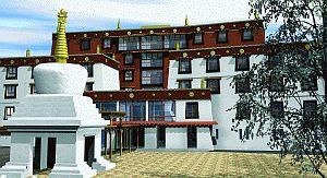 Tibetischesgesundheitszentrumhuette